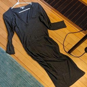 Last chance! James Perse midi t shirt dress